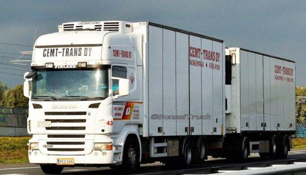 Украина предоставит Молдове 10 тысяч авторизаций на грузовые перевозки