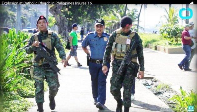 Нападавший на туристический комплекс на Филиппинах погиб