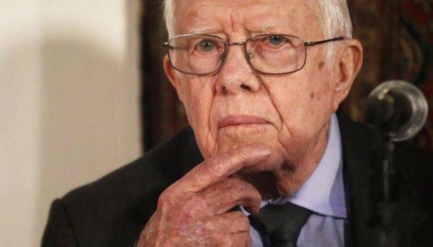 Лише Картер з усіх екс-президентів погодився прийти до Трампа на інавгурацію