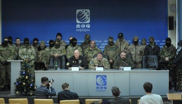 Ветерани АТО починають блокаду окупованого Донбасу