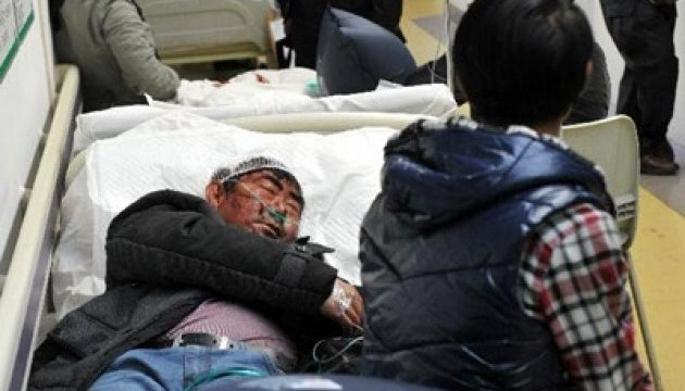 Теракт у Китаї забрав п'ять життів