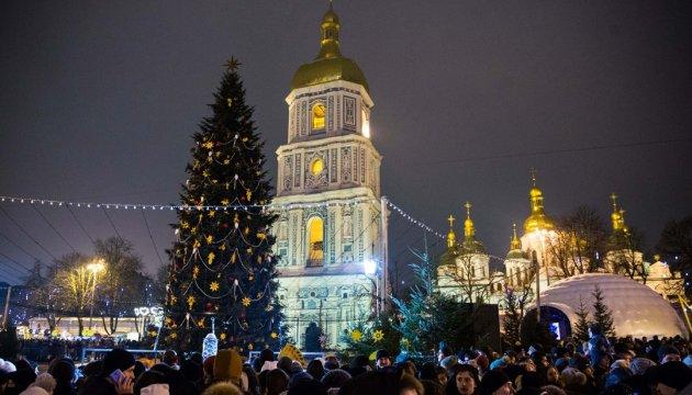 У Києві в 2017 планують підсвітити історичні будівлі і мости