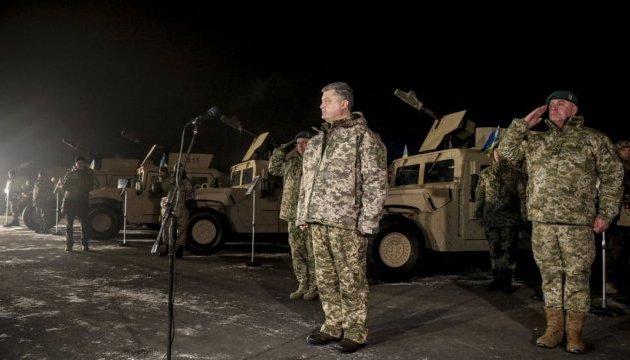 Цьогоріч загинули 211 українських військових – Порошенко
