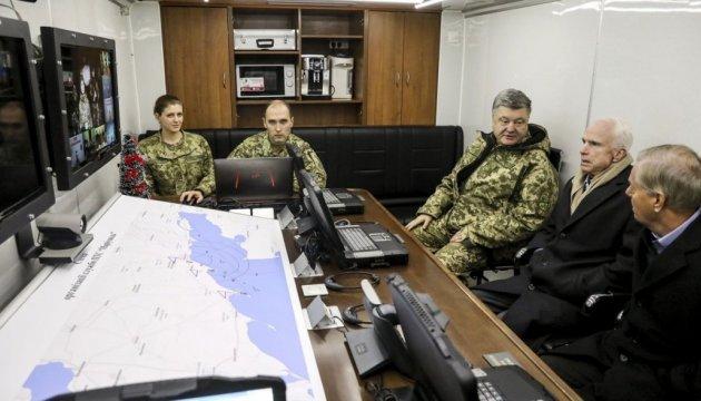 Маккейн упевнений, що наступного року Україна поверне окуповані території