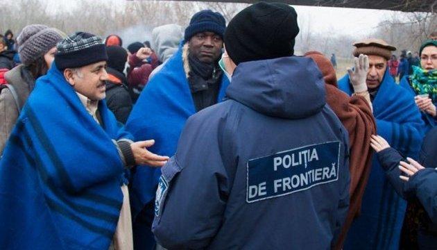 У Болгарії затримали групу нелегальних мігрантів
