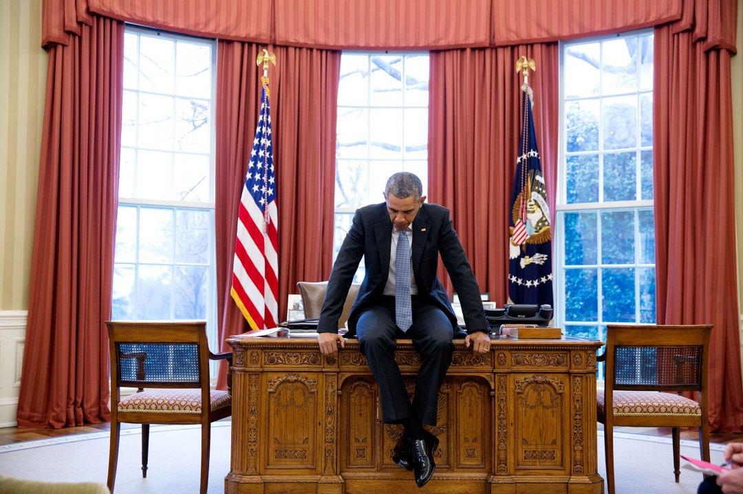 Барак Обама / Фото з сайту Білого дому