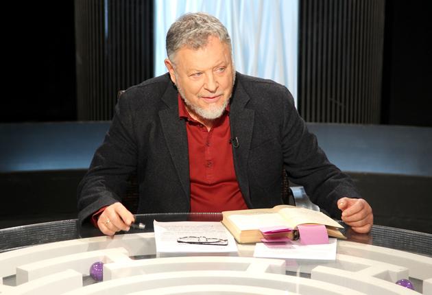 Игорь Волгин / Фото: http://tvkultura.ru