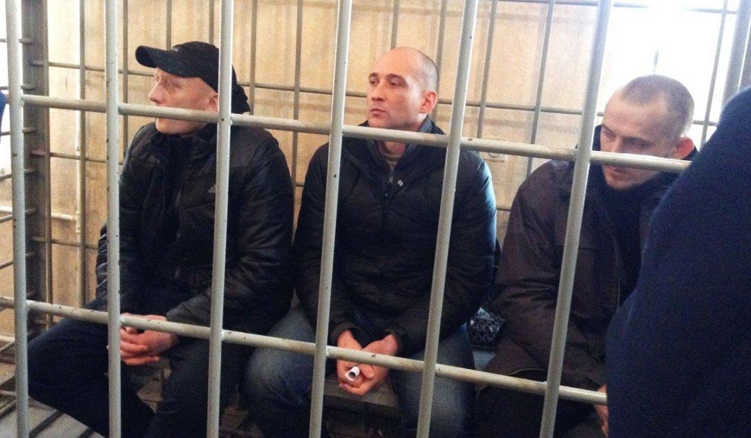 Володимир Дворніков, Віктор Тетюцький і Сергій Башликов