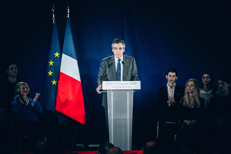 Фото: facebook.com/fillon.francois