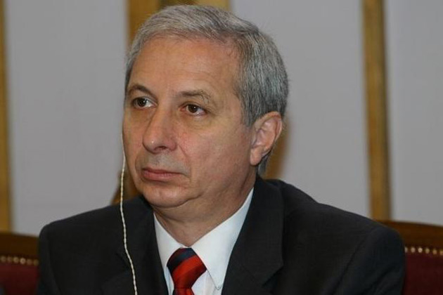 Руководитель временного правительства Огнян Герджиков