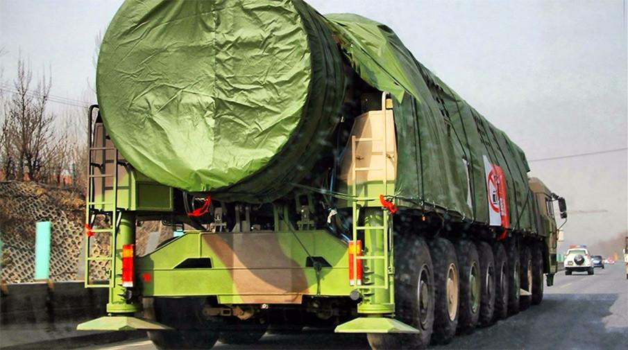 Балістична ракета армії Китаю