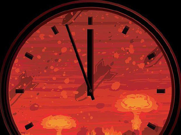 Годинник Судного дня / Фото: http://dt.ua