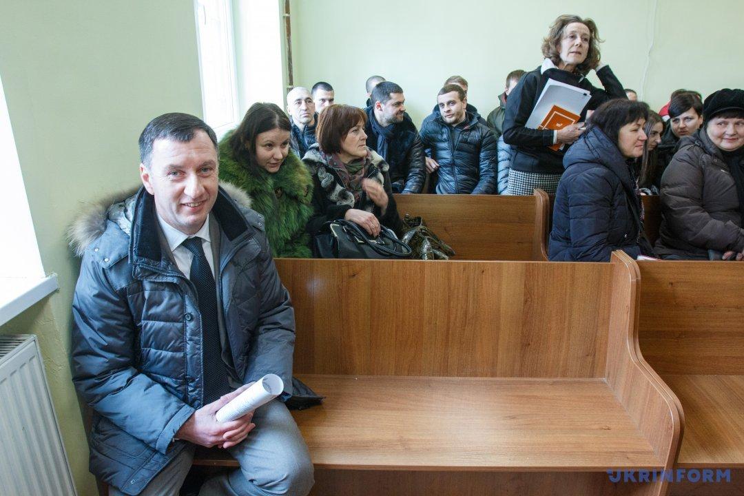 Іштван Цап. Фото: Сергій Гудак