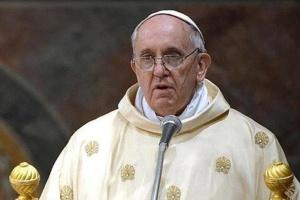 """Папа Римський закликав молитися за Україну напередодні """"нормандського саміту"""""""