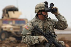 Пентагон проверит солдат с грин-картами - WP