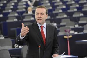 Кандидат на пост глави ЄК про Nord Stream 2: Не Путін має сидіти біля газового крана