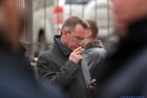 Суд отказался рассматривать жалобу САП в деле Охендовского