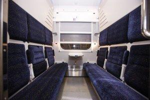 Укрзализныця приобретет 100 новых пассажирских вагонов