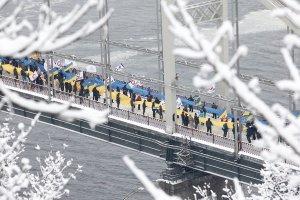 Громаду запрошують на церемонію з відзначення Дня Соборності України у Парижі