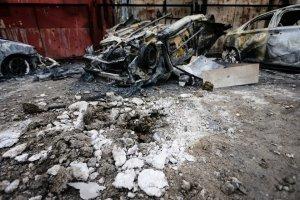 """В Украине вспоминают погибших во время обстрела микрорайона """"Восточный"""" в Мариуполе"""