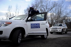 OSCE records about 300 explosions in Donbas – report