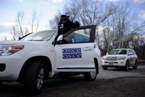 Окупанти знову не пропустили спостерігачів ОБСЄ в ОРДЛО