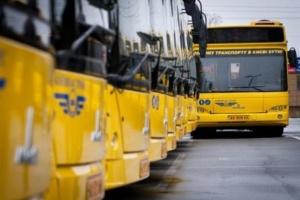 Киев в 2020 году планирует купить 30 автобусов, 50 троллейбусов и 20 трамваев