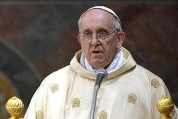 Le Pape François appelle à prier pour les populations ukrainiennes victimes des inondations