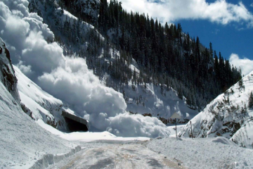 Ukraine's Emergency Service warns of avalanche danger in Carpathians at weekend