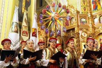 La plupart des Ukrainiens fêteront Noël le 7 janvier