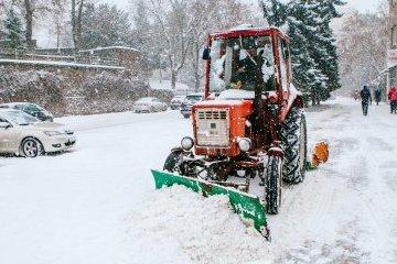 Аномальные снегопады в Молдове: в Кишиневе ущерб оценивается в $3,5 млн