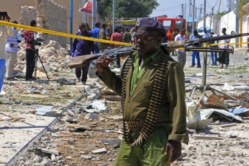 Армия Сомали уничтожила 30 боевиков «Аш-Шабаб»