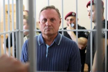 El Tribunal deja a Yefremov tras las rejas