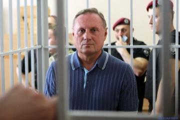 El tribunal libera a Yefrémov bajo arresto domiciliario