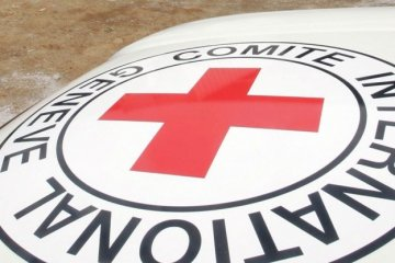 Eight trucks with humanitarian aid from Red Cross arrive in occupied Donbas