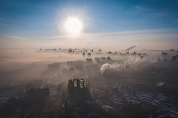 Ученые назвали болезни, которые вызывает загрязненный воздух