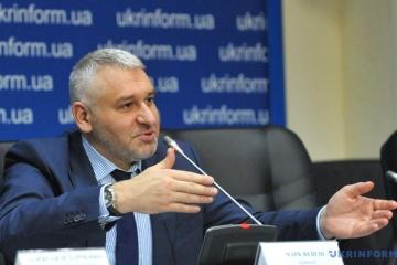 Mark Feygin, defense lawyer for Roman Sushchenko