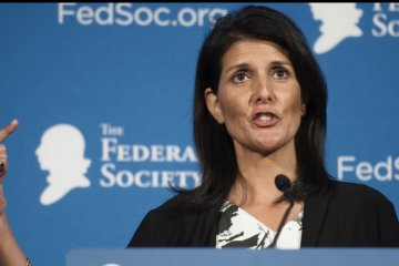 """Haley bezeichnet Russlands Einmischung in US-Wahlen als """"Kriegsführung"""""""