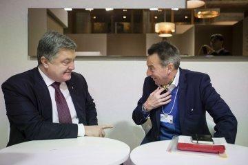 Poroshenko, Maurer coordinate steps for liberation of captured Ukrainian sailors