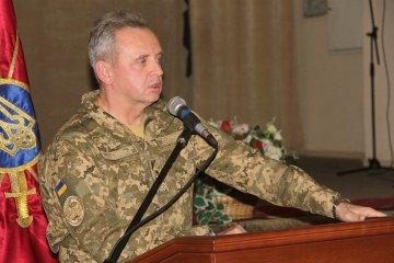 Mouzhenko a déterminé les principales tâches des Forces unies