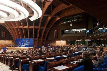 """APCE evalúa el clima preelectoral en Ucrania como """"adecuado"""""""