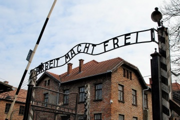 Over 100,000 residents of Ukraine could be Auschwitz prisoners – historian