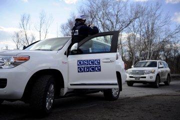 Ukraine exploring ways to respond to Russia's blocking of OSCE mission at border - Kuleba