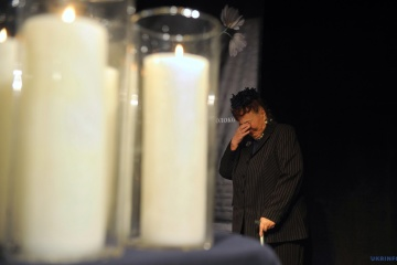 Ucrania acoge el estreno mundial de la película para conmemorar a las víctimas del Holocausto