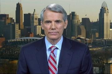U.S. Senator Portman calls Zelensky a pro-America reformer