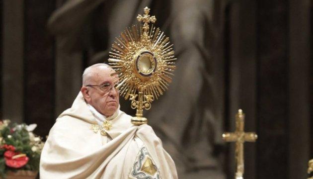 Папа Франциск предостерег от