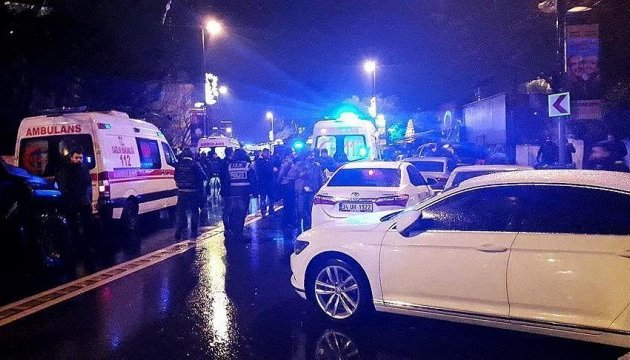 Терорист у Стамбулі випустив понад 180 куль