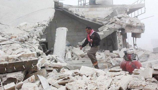Количество жертв авиаудара близ Ракки возросло до 23