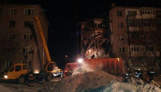 Обрушение жилого дома в Казахстане: девять человек погибли