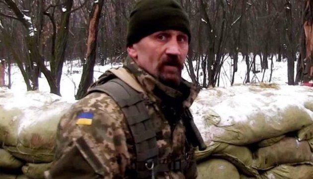У Києві провели в останню путь командира розвідвзводу Леоніда Проводенка